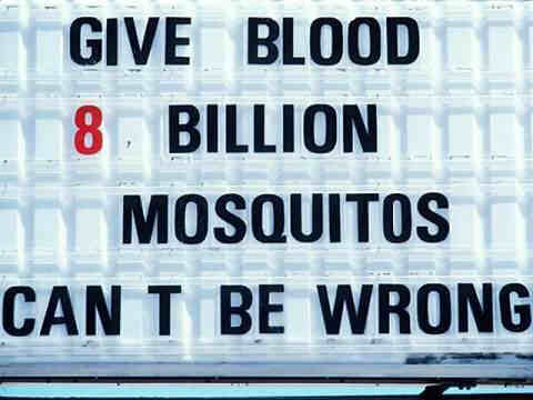Give-blood-promotional-sign