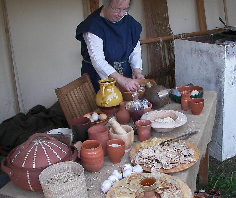 Roman Food