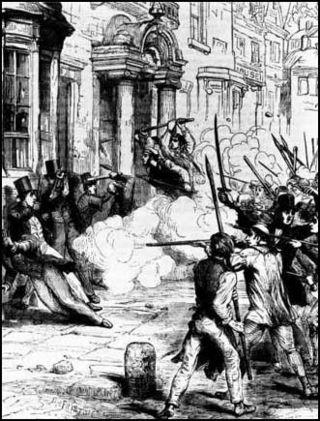 Chartist-attack