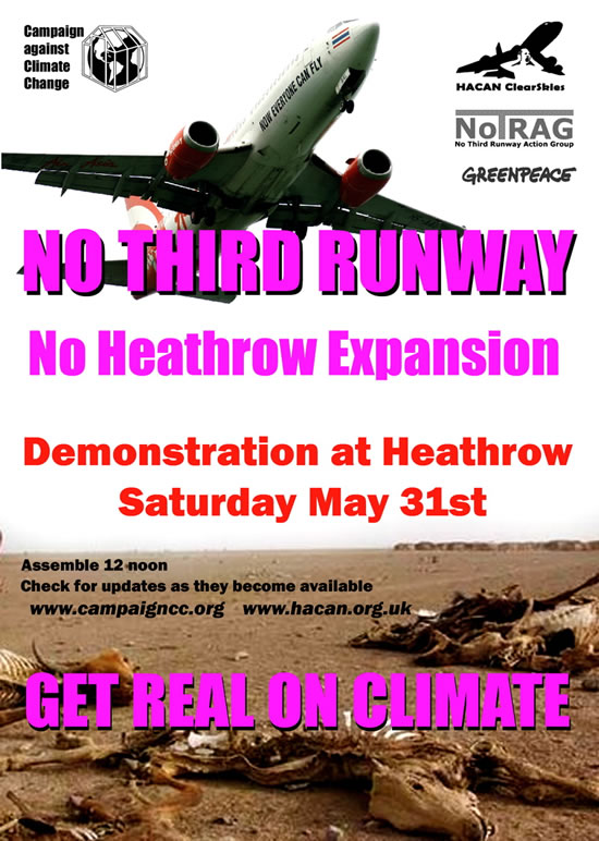 Campaignccnotraghacangreenpeaceheathrowpostercolour31may08
