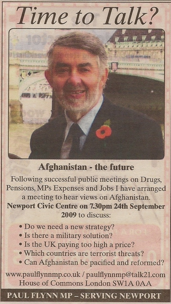 Afghanistan Talk
