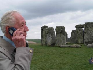 Stonehenge march 08003