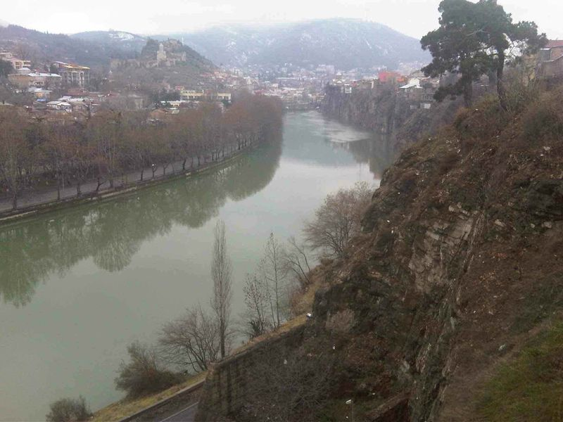 River two