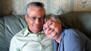 Tony and Pam Adams