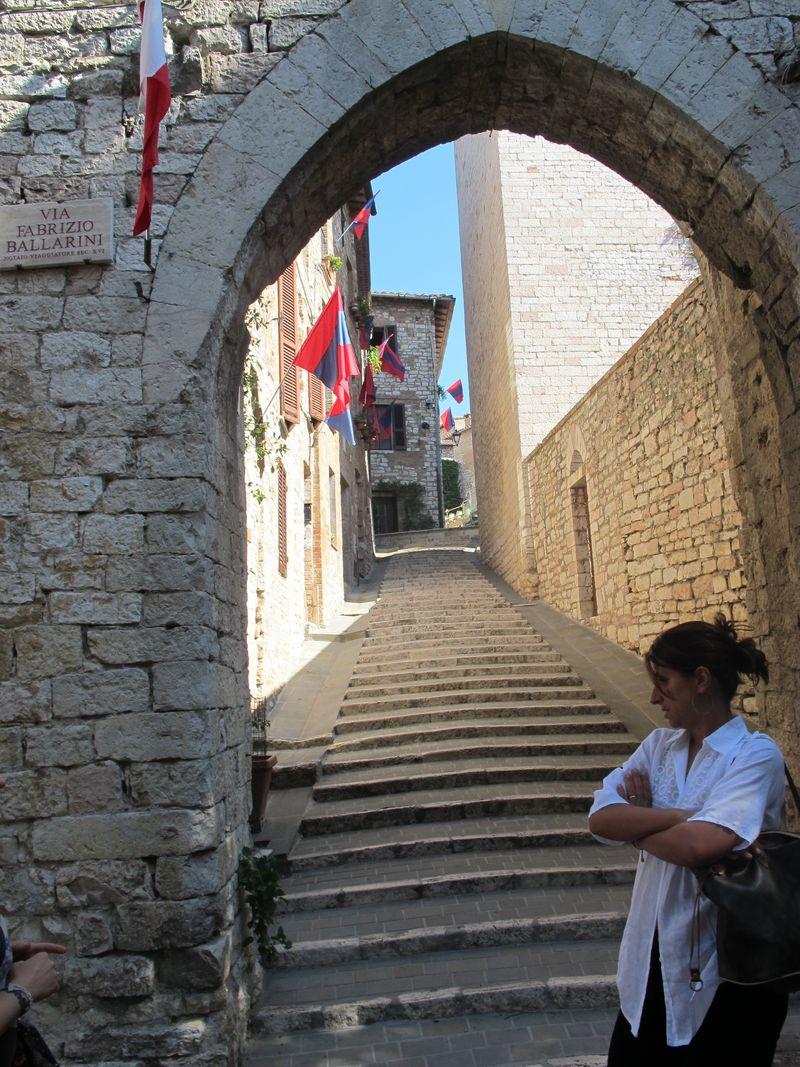 Via Corciano