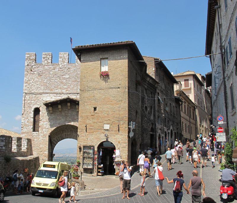 Assisi Corner