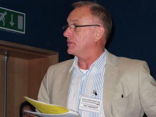 Pat Drewett