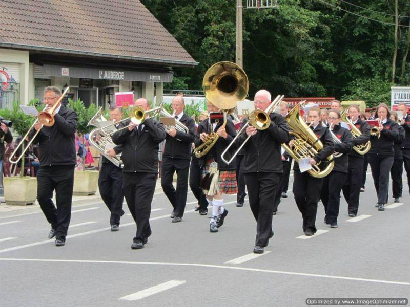 Plug Street 2 Wolverton Band-1