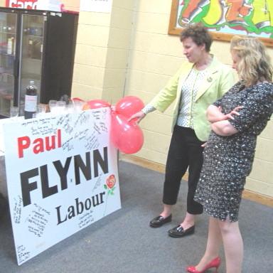 Flynn sign
